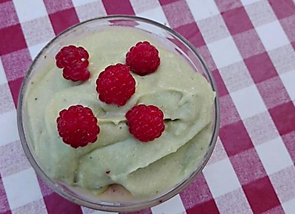 Sladoled Malina Špinat