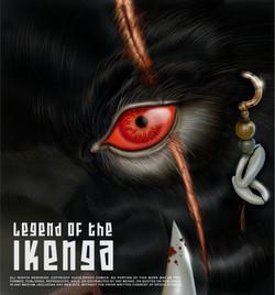 ikenga graphic novel cover art