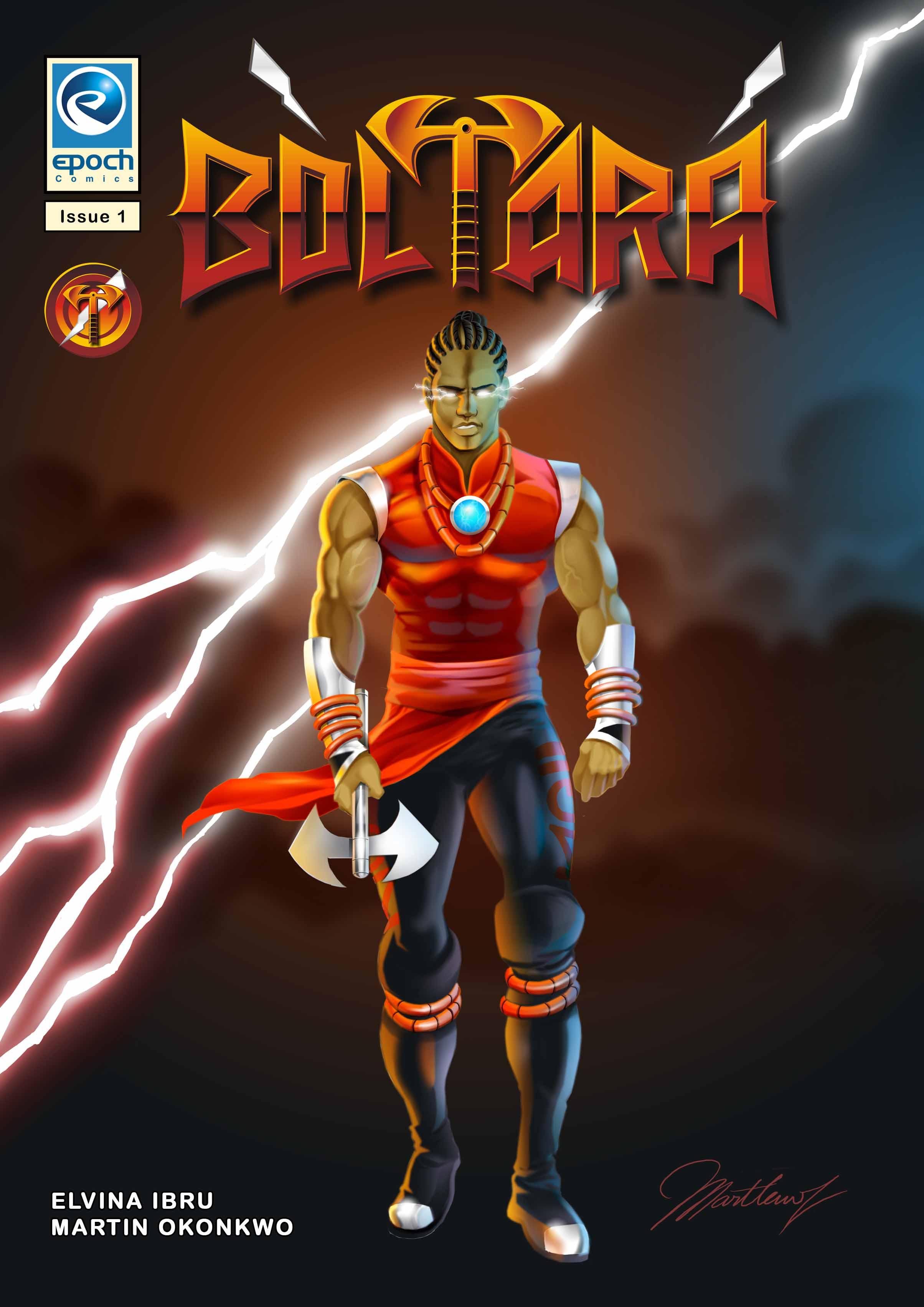 Boltara #1 ( Preview )