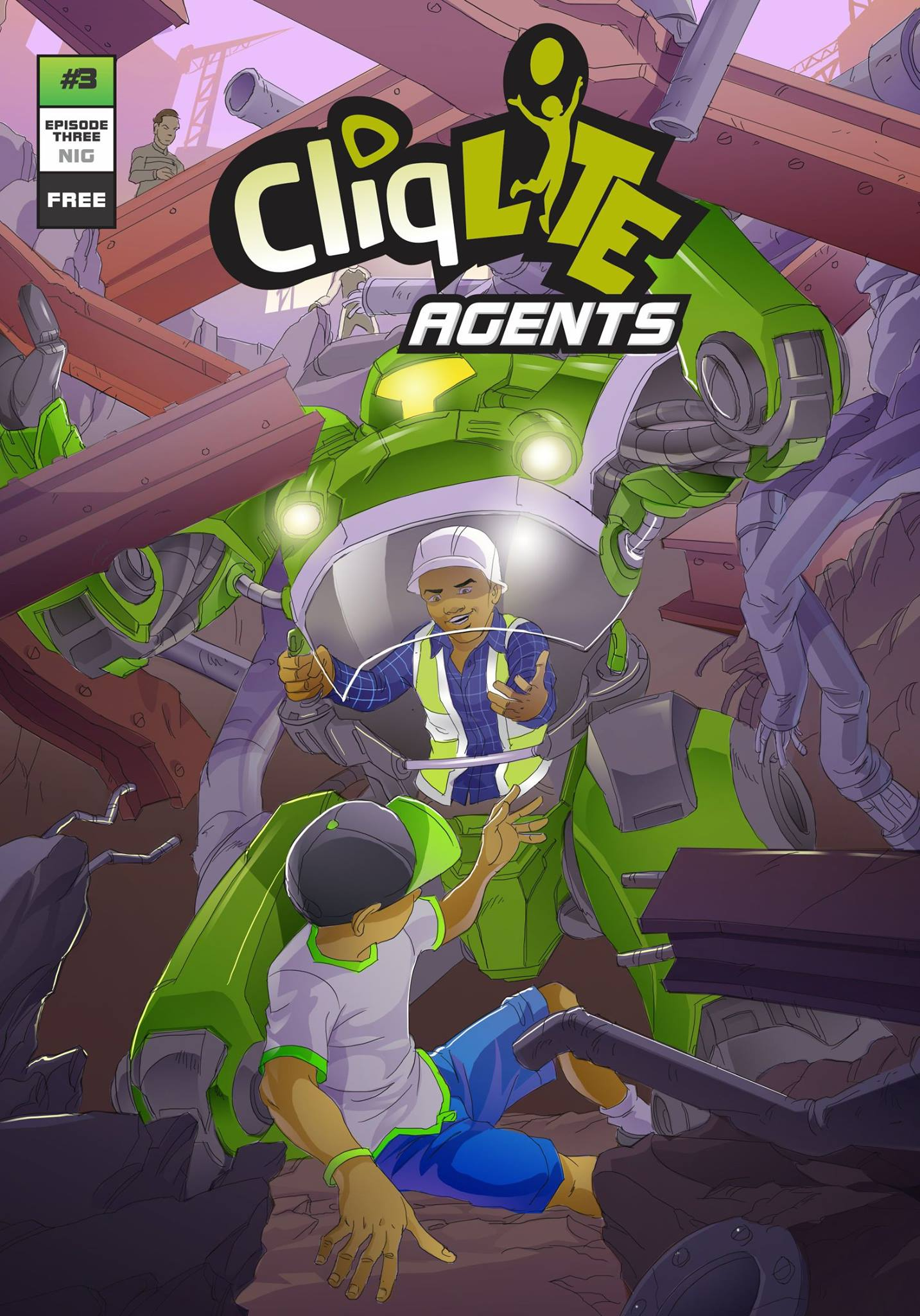 CliqLite Agents #3 ( Preview)