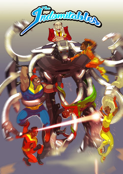 Indomitables #3 Preview