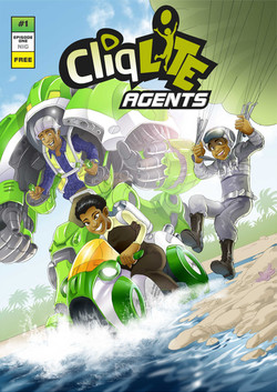 CliqLite Agents #1 (Preview)
