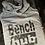 Thumbnail: BENCH HUB WASHED BLACK HOODIE