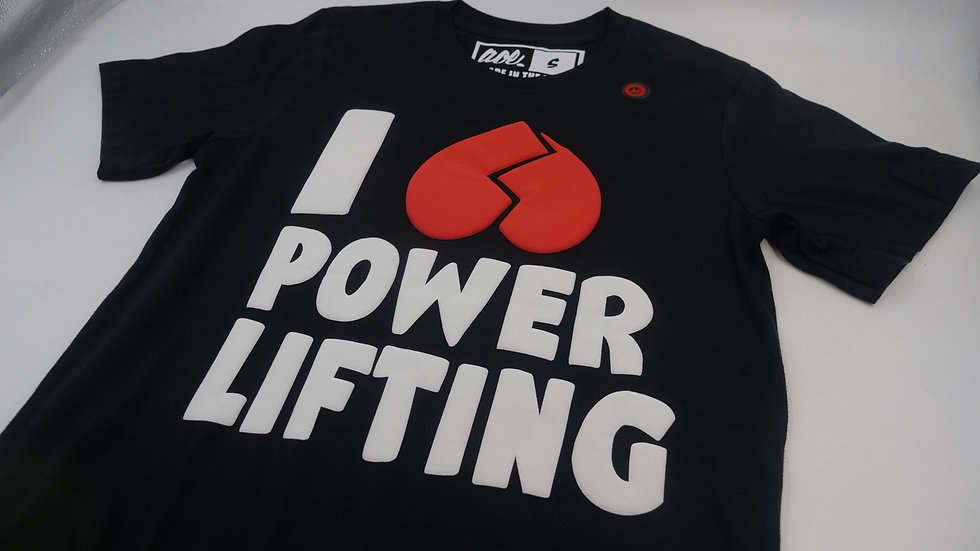 I LOVE POWERLIFTING (HATE)