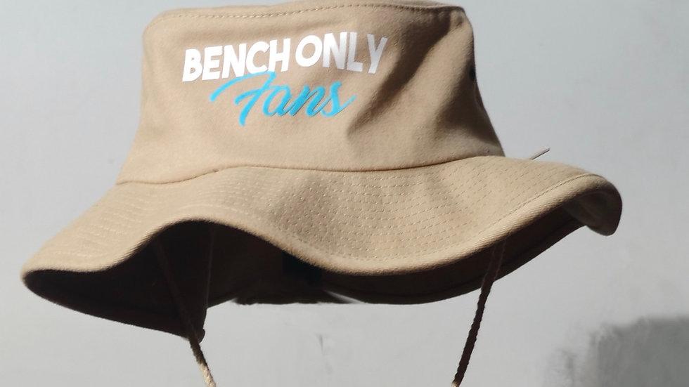 BENCH ONLY FANS BUCKET (khaki)