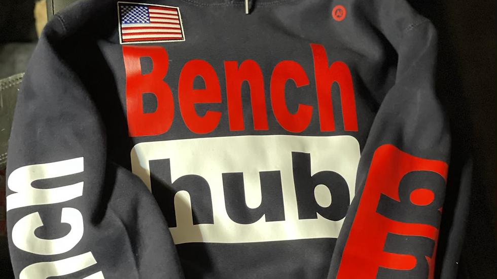 BENCH HUB USA PREMIUM HOODIE