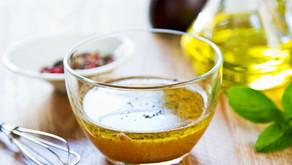 Molho para salada: fácil e delicioso!