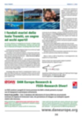 I fondali marini delle Isole Tremiti