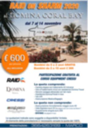 Raid On Sharm 2020