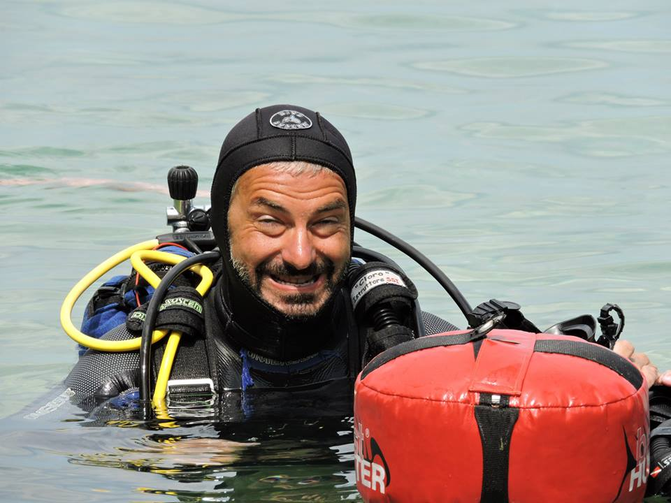 aquodiving tremiti immersioni
