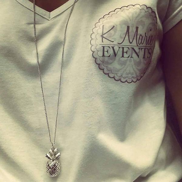 K Marie Events TShirt