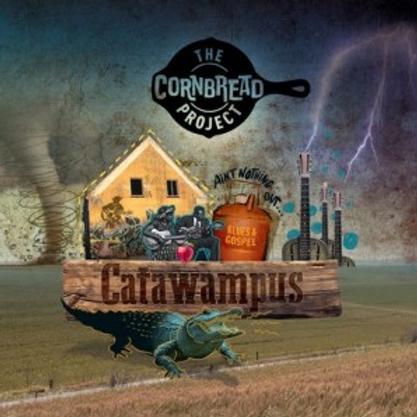 The Cornbread Project - Catawampus (CD)