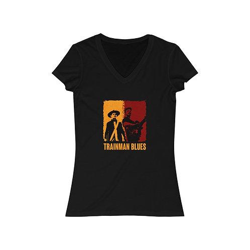 Trainman Blues Womens t-shirt
