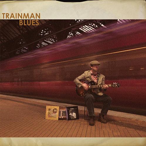 Trainman Blues - Trainman Blues (VINYL)