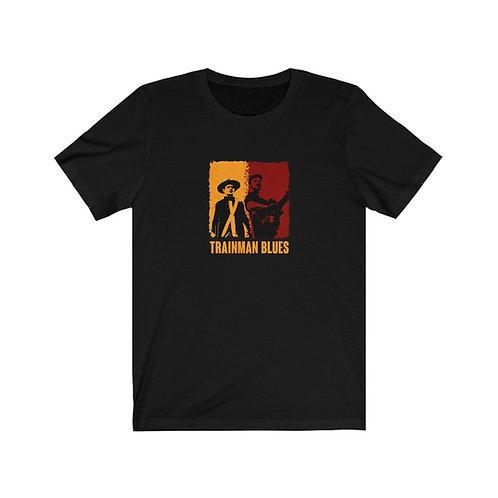 Trainman Blues T-shirt
