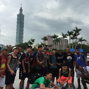 2016 TAIWAN SUMMER CAMP