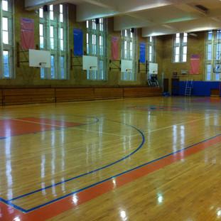 BAYSIDE HIGH SCHOOL GYM#3
