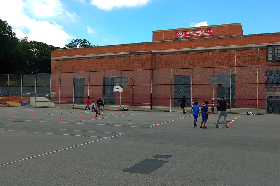 FREE OUTDOOR CLINIC 9/15