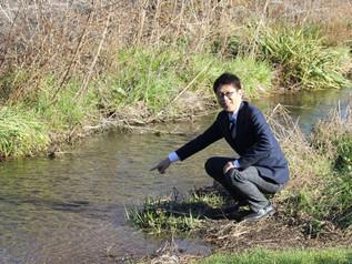 緑と水のまち小金井のために