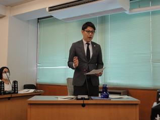 「部活動を理由とした中学校指定校の変更」の提案→実現へ