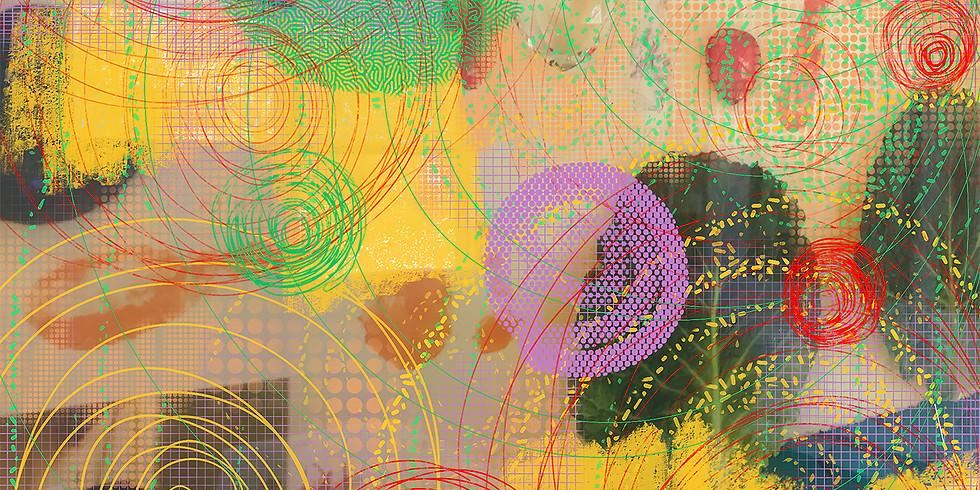 September Virtual Exhibition Artist Reception