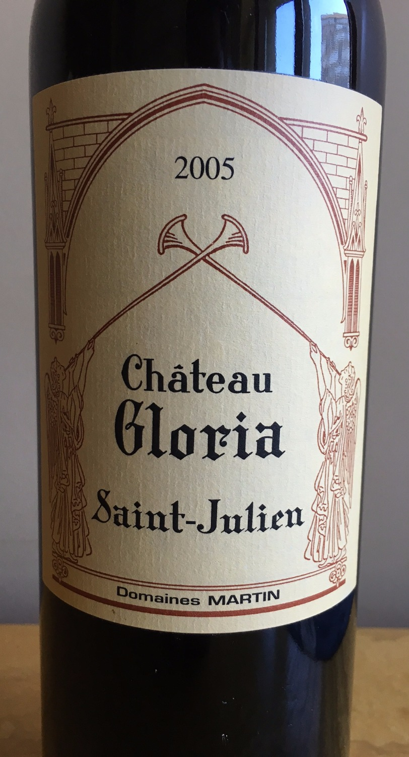 Chateau GLORIA-2005