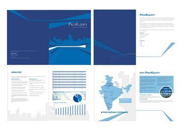 Brochure Design - PropEquity