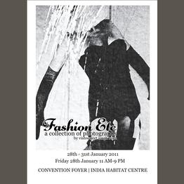 Poster Design - Fashion Etc