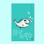 Logo Design - Blue Water