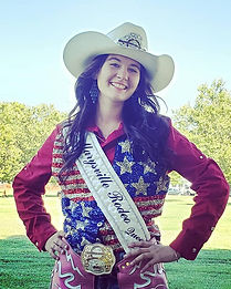 Victoria Bicking 2018 Stampede Queen 2.j
