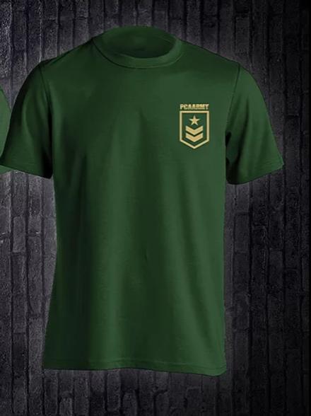 PCA Army T-Shirt