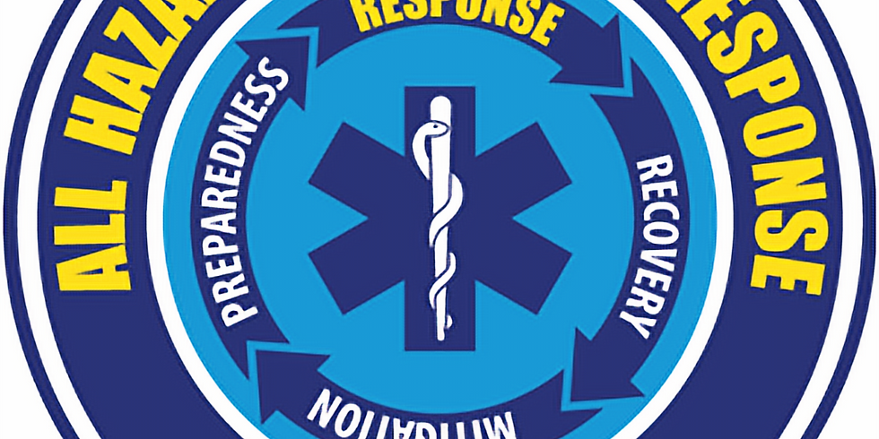 All Hazards Disaster Response (AHDR)