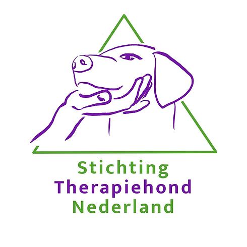 Logo Stichting Therapiehond Nederland