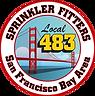 Sprinkler Fitters 483 logo