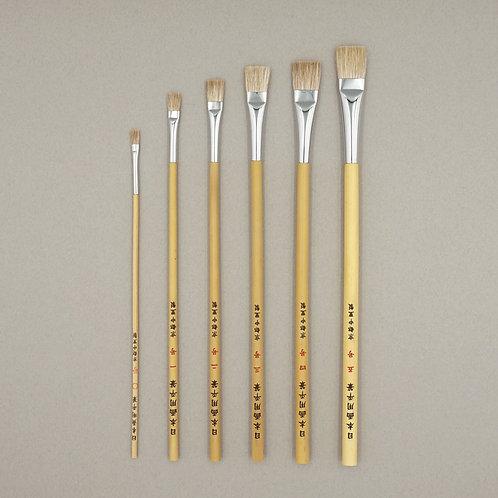 日本画用平筆