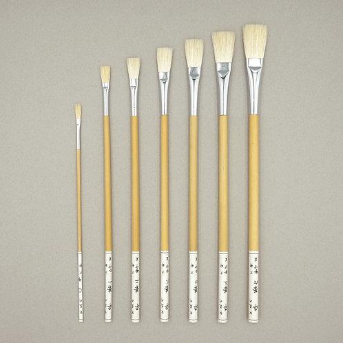 賀茂川平筆