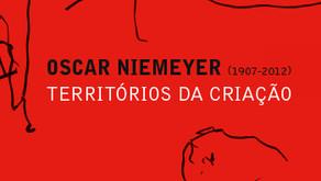 """Exposição: """"Oscar Niemeyer – Territórios da Criação"""""""