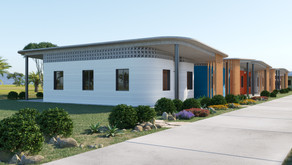 América Latina ganha primeira vila de casas construídas com impressão 3D