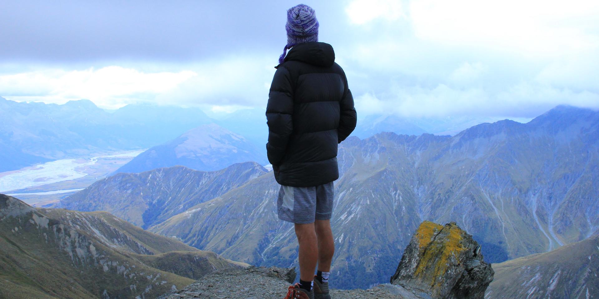 Heli Hiking