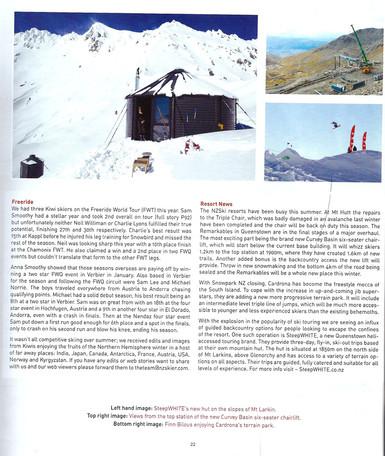 NZ Skier - mountainhut.nz