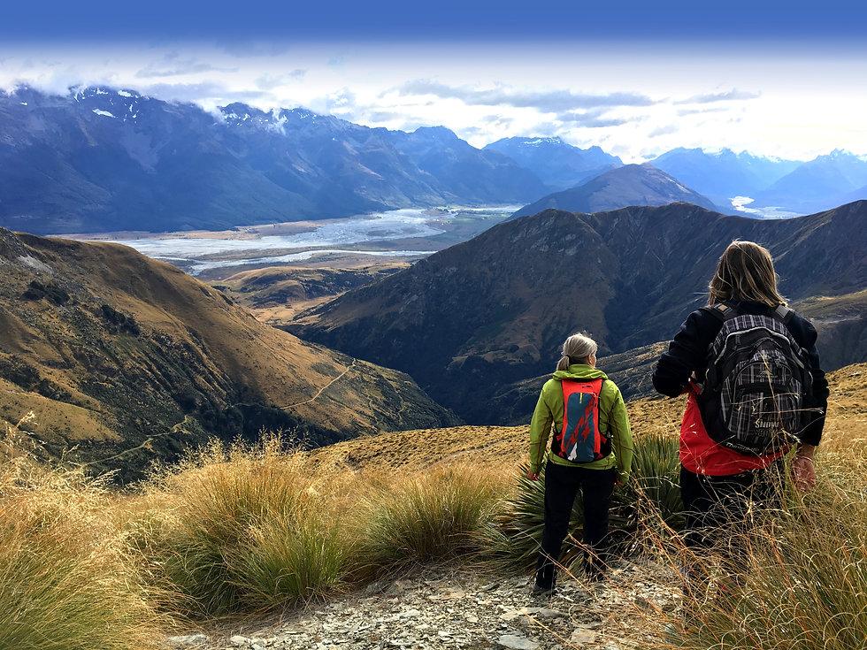 Kelly Hut Heli Hiking