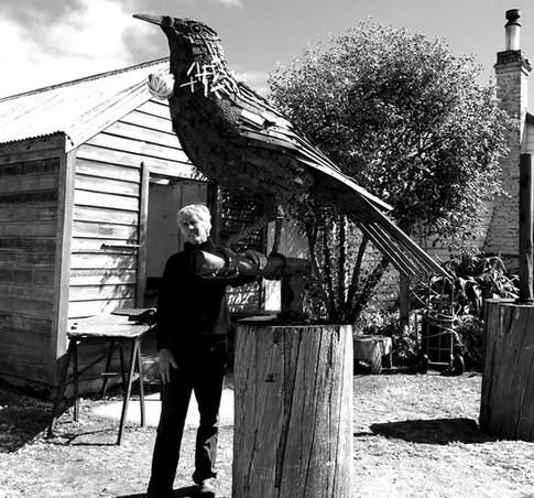 Dan Kelly Sculpture
