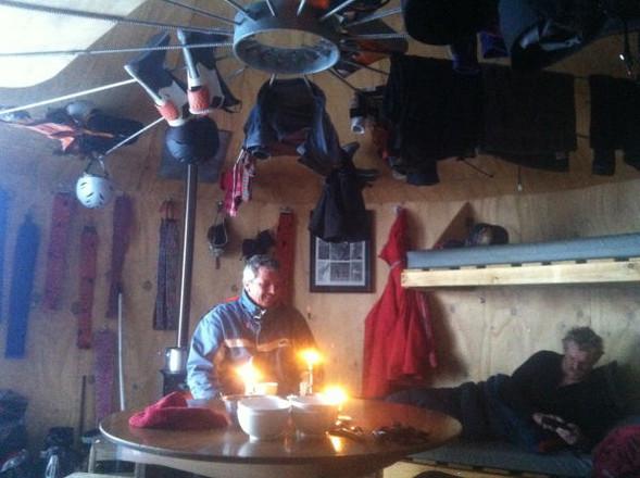Kelly Hut Review Tim Martin