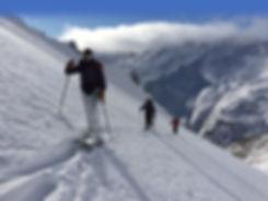 Kelly Hut Ski Touring