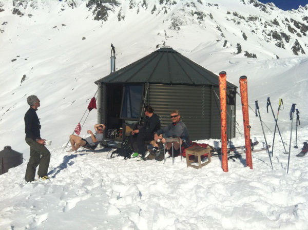 Kelly Hut Review Tim Martin