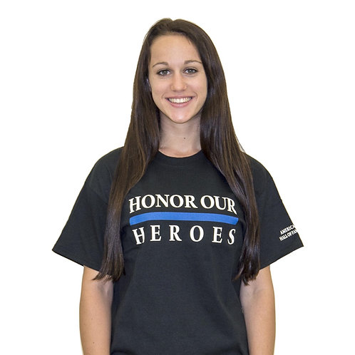 Honor Our Heroes T-shirt