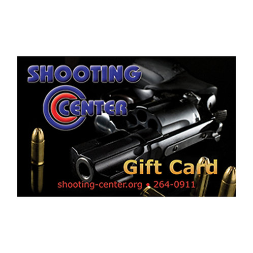 APHF Shooting Center Gift Card
