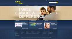 Advil - web