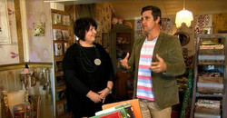 See what Shane and Julie are chatting about this Sunday on Postcards _macandmorgan #castlemaine #mac