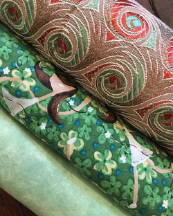 Beautiful fabrics for your winter sewing pleasure!! Lots to choose from _macandmorgan  #castlemaine